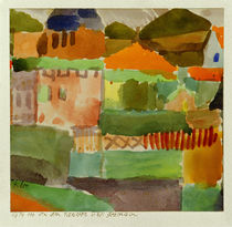 P.Klee, In the Houses of St. Germain by AKG  Images