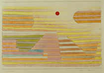 P.Klee, Evening in Egypt / 1929 by AKG  Images