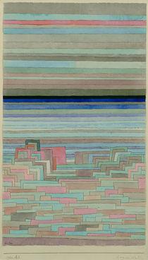 P.Klee, Lagunenstadt von AKG  Images