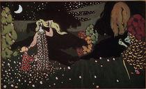 Die schöne Wassilissa / Kandinsky von AKG  Images