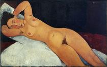 A.Modigliani, Akt by AKG  Images