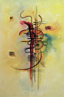 W.Kandinsky / Water Colour No. 326 by AKG  Images