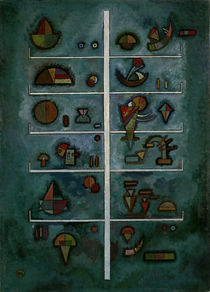 Kandinsky / Levels / Painting / 1929 by AKG  Images