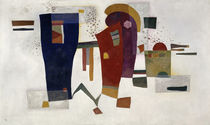 Kandinsky / Contrast with Accompaniment by AKG  Images