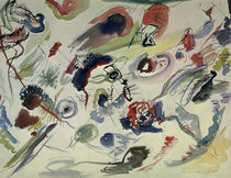 Kandinsky / First Abstract Watercolour by AKG  Images