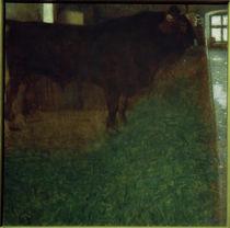 Gustav Klimt, Der schwarze Stier von AKG  Images