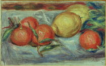 Renoir / Still life with citrus fruits by AKG  Images