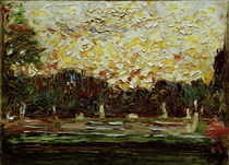 W.Kandinsky, Fontain Nymphenburg Park by AKG  Images