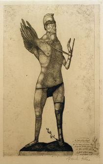 P.Klee, Der Held mit dem Flügel von AKG  Images