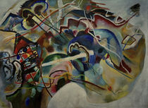 W.Kandinsky / Painting with White Border by AKG  Images