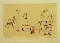 Paul Klee, Schiffe nach dem Sturm, 1927 von AKG  Images