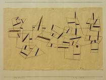 Paul Klee, Riff-Schiff, 1927 von AKG  Images