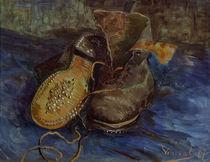 V. van Gogh, Ein Paar Schuhe von AKG  Images
