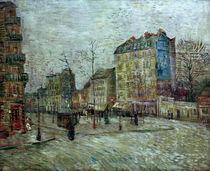 V. v. Gogh, Boulevard de Clichy von AKG  Images