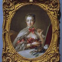 Madame de Pompadour / Boucher von AKG  Images