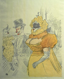 Toulouse-Lautrec / Student Ball by AKG  Images