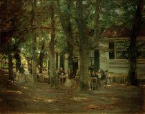 M.Liebermann, Wirtshaus in Overveen von AKG  Images