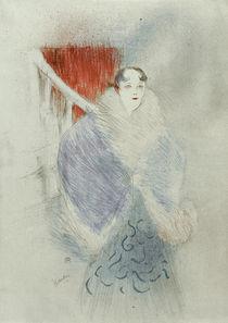 Toulouse-Lautrec, Elsa, the Viennese / Litho./1897 by AKG  Images