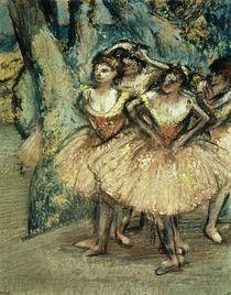 Edgar Degas, Tänzerinnen in Rosa von AKG  Images
