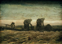 v. Gogh / In the moor / 1883 by AKG  Images