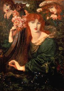 rossetti / La Ghirlandata / 1873 by AKG  Images