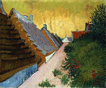 van Gogh / Road in Saintes-Maries / 1888 by AKG  Images