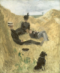 Toulouse-Lautrec / The picnic / Sketch by AKG  Images