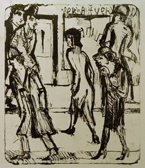 Ernst Ludwig Kirchner, Street by AKG  Images