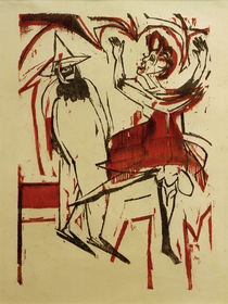 Ernst Ludwig Kirchner, Dance by AKG  Images