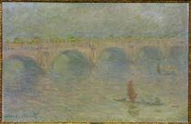 C.Monet, Waterloo Bridge by AKG  Images