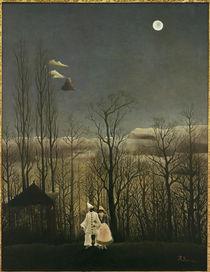 H.Rousseau, A Canvival Evening by AKG  Images
