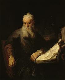The Apostle Paul / Rembrandt /  c. 1630 by AKG  Images