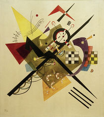 W.Kandinsky, Sketch for On White II by AKG  Images