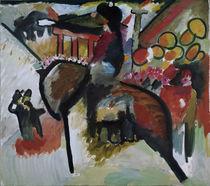 W.Kandinsky, Impression IV (Gendarme) von AKG  Images