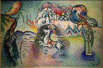W.Kandinsky, Reiter, St. Georg von AKG  Images