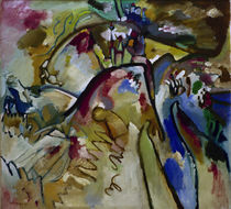 Kandinsky / Improvisation 21a / 1911 by AKG  Images
