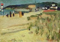 Wassily Kandinsky, Binz auf Rügen von AKG  Images