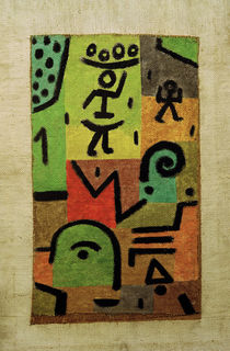 Paul Klee, Lemon Harvest / 1937 by AKG  Images
