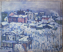 W.Kandinsky / Smolenski Boulevard/ 1919 by AKG  Images