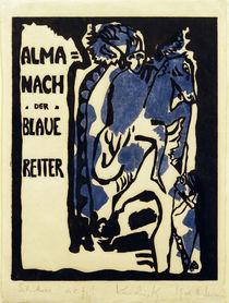 Kandinsky / Der blaue Reiter / 1911 by AKG  Images