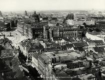 Berlin, Stadtschloß vom Rathausturm / Levy von AKG  Images