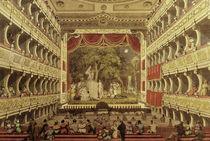 Wien, Altes Burgtheater, Innen / Gurk von AKG  Images