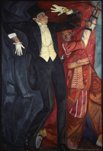Meyerhold / Painting / B. D. Grigoriev by AKG  Images