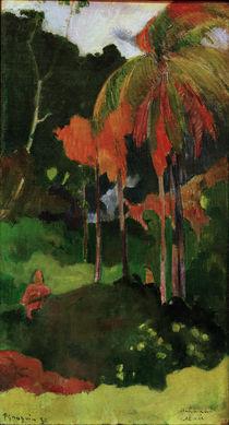 Gauguin / Mahana maa I / 1892 by AKG  Images