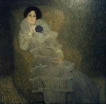 G.Klimt / Marie Henneberg / Ptg./ 1901–02 by AKG  Images