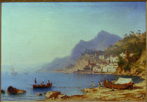 C.Morgenstern, Amalfi by AKG  Images