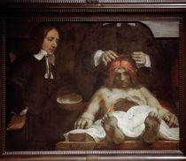 Rembrandt, Anatomy Lesson of Dr. Deijman by AKG  Images