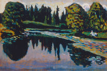 W.Kandinsky, River in Summer by AKG  Images