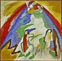 W.Kandinsky, Berg von AKG  Images