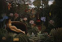 Rousseau, H. / Der Traum/ 1910 von AKG  Images